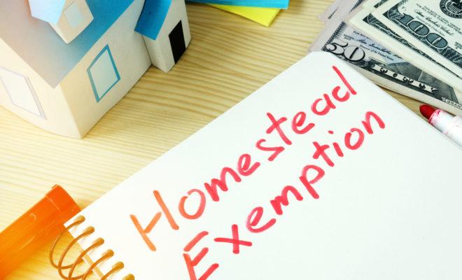 Atlanta Homestead Exemption