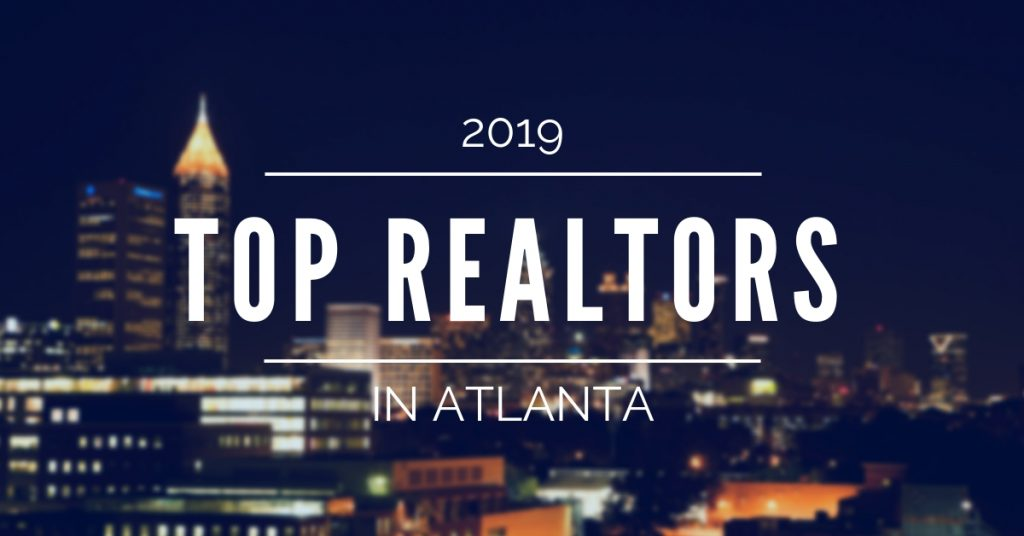 2019 Atlanta Top Realtors