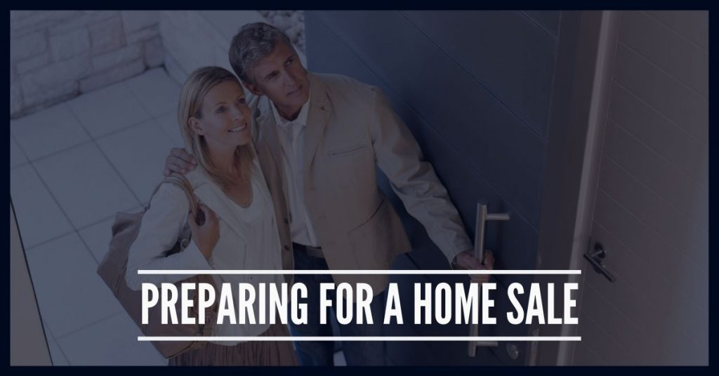 Preparing for a home sale